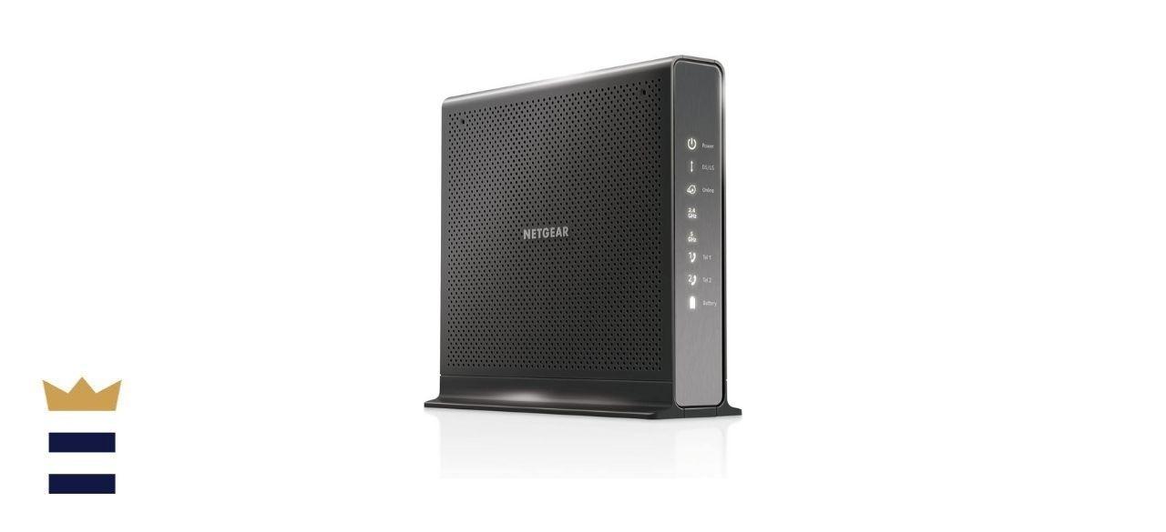 NETGEAR Nighthawk WiFi Cable Modem Router+ Voice