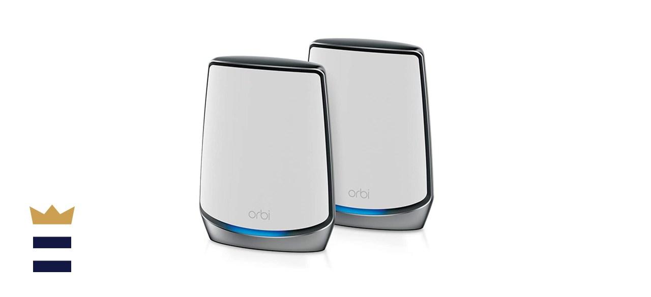 NETGEAR Orbi Whole Home Tri-band Mesh Wi-Fi 6 System