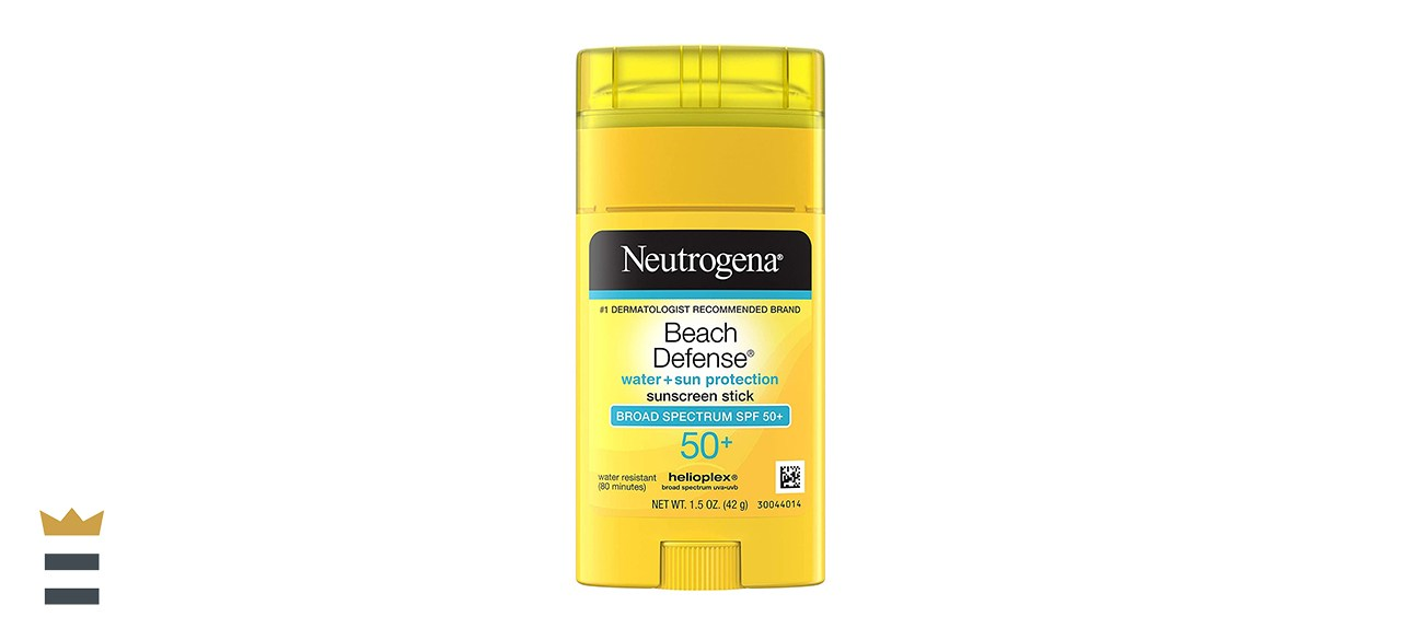 Neutrogena Beach Defense Broad-Spectrum Sunscreen Stick SPF 50