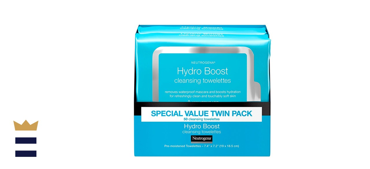Neutrogena Hydro Boost Cleansing Towelettes