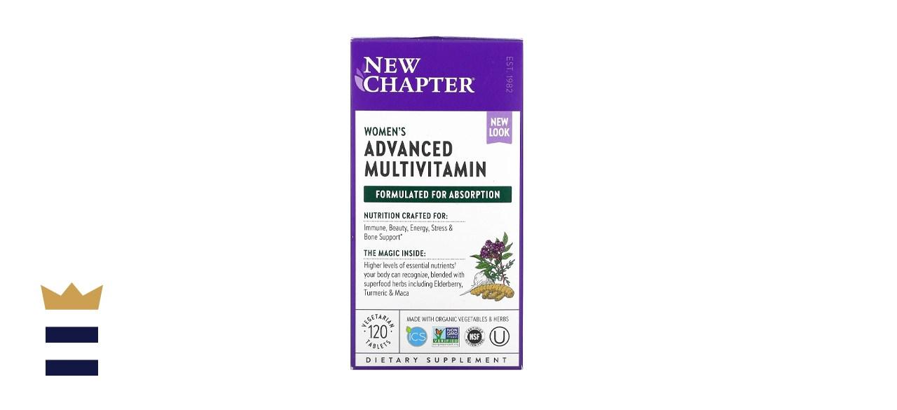 New Chapter Women's Advanced Multivitamin