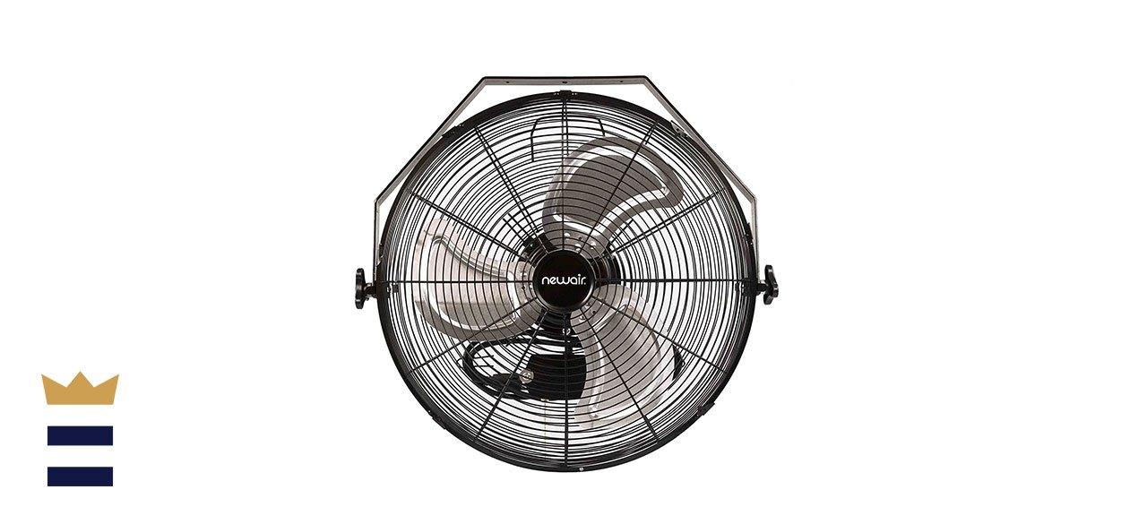 NewAir's WindPro18W 18-Inch High-Velocity Industrial Shop Fan