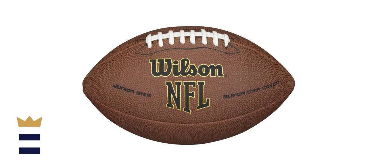 NFL Super Grip Composite Junior Football
