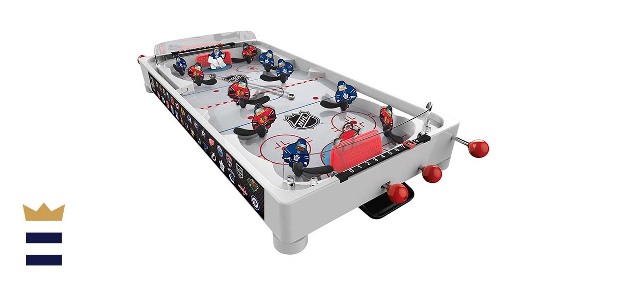 NHL All-Star Hockey Tabletop Game 197-Piece Playset