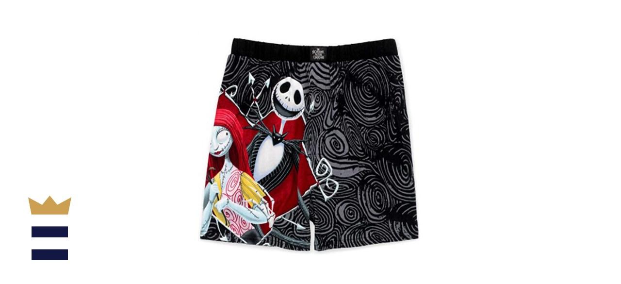 Nightmare Before Christmas Men's Boxer Shorts