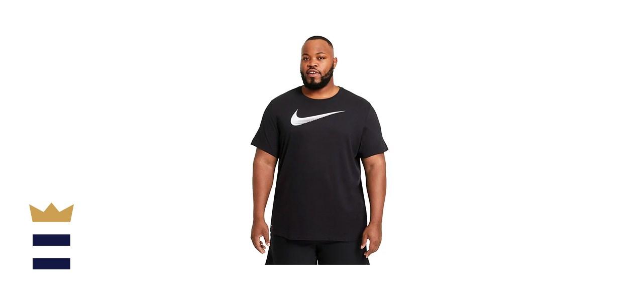 Nike Big & Tall Dri-FIT Swoosh Training Tee