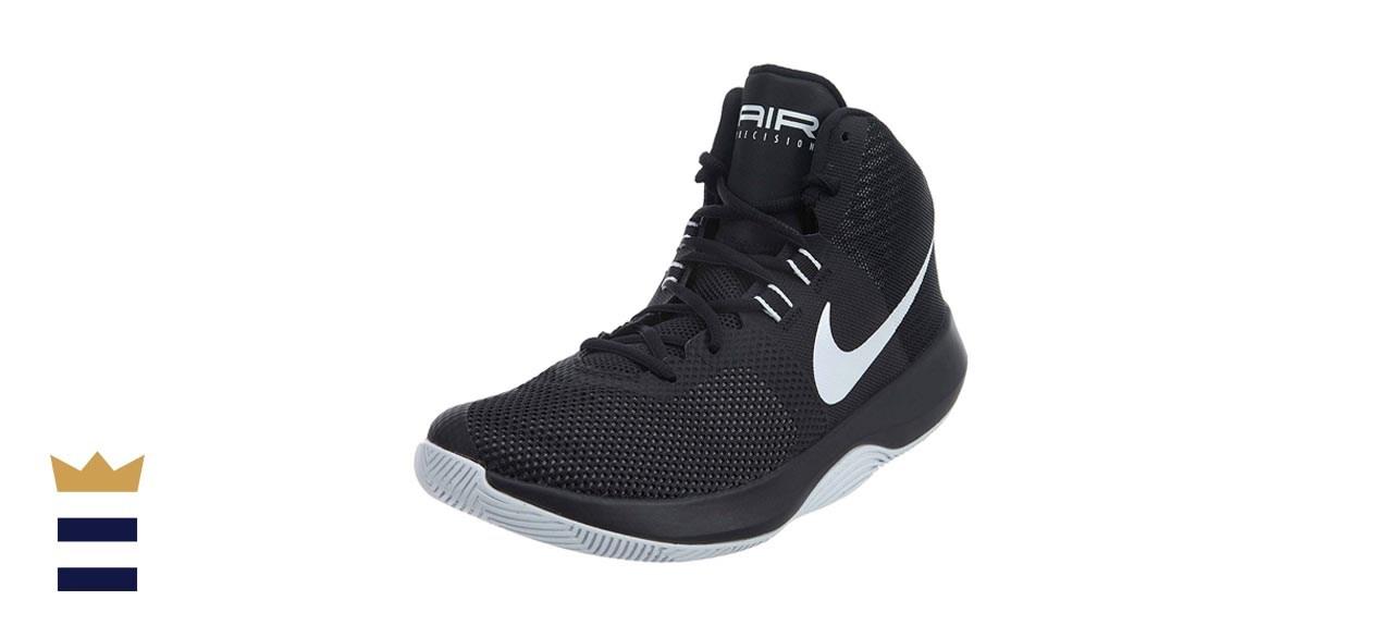 Nike's Air Precision NBK Basketball Shoe