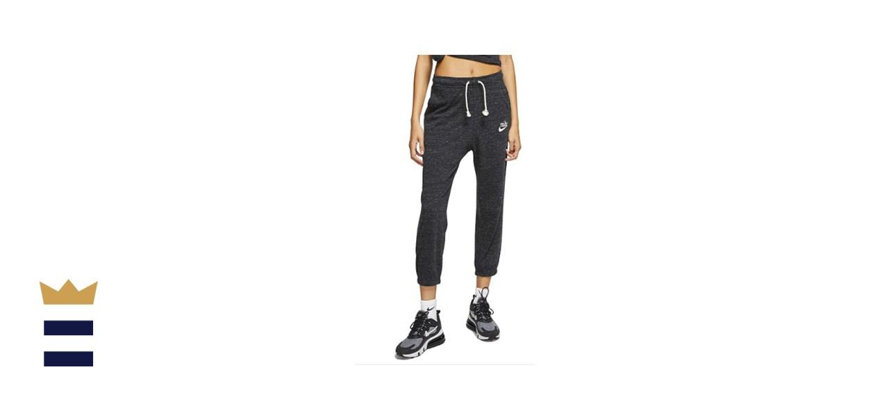 Nike Women's Sportswear Gym Vintage Capri Pants
