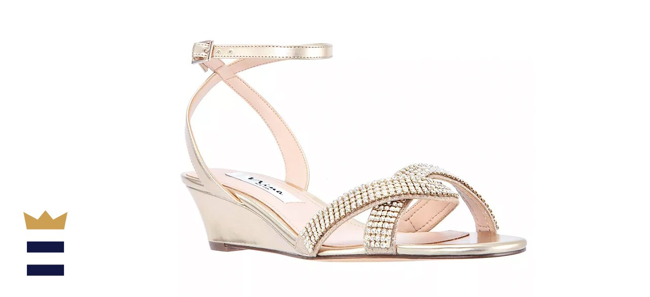 Nina Florina Wedge Sandal