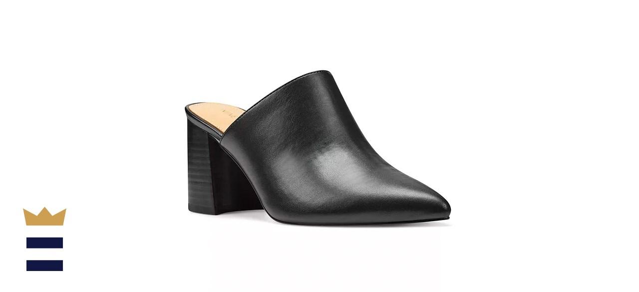 Nine West Renny Women's Block Heel Mules