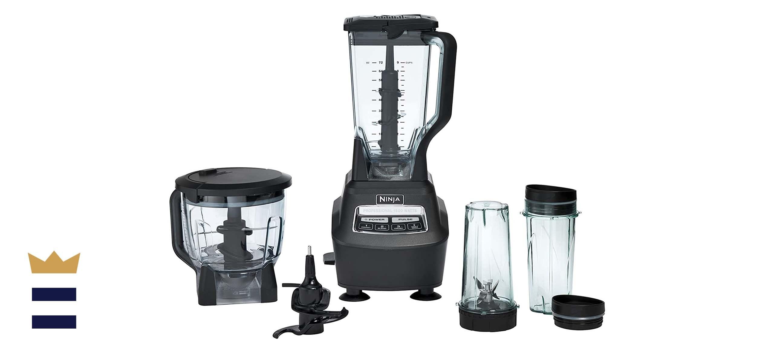 Ninja Mega Kitchen System Blender-Food Processor