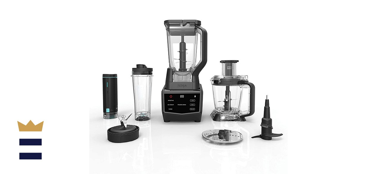 Ninja Smart Screen Blender and Food Processor CT672V
