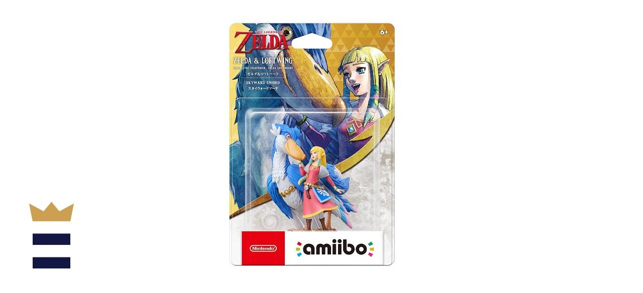 Nintendo Amiibo Zelda & Loftwing