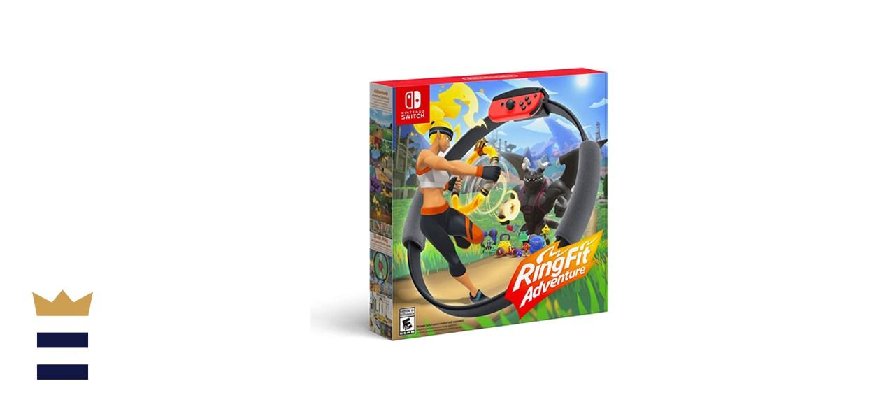 "Nintendo ""Ring Fit Adventure"""