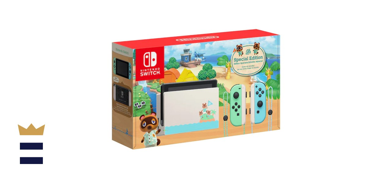Nintendo Switch Animal Crossing Bundle