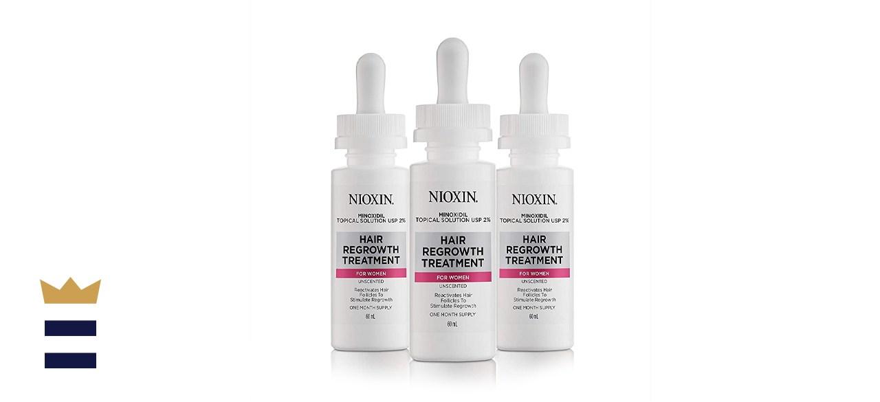Nioxin Minoxidil Hair Regrowth Treatment