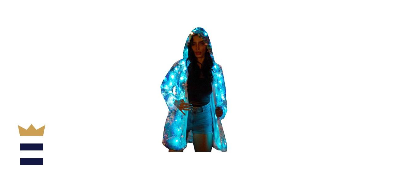 NIWOTA Sequin Super Flash Jacket