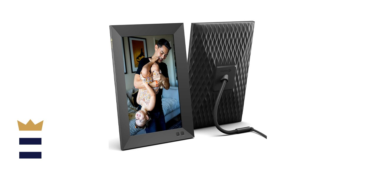 Nixplay 10.1-Inch Smart Digital Picture Frame