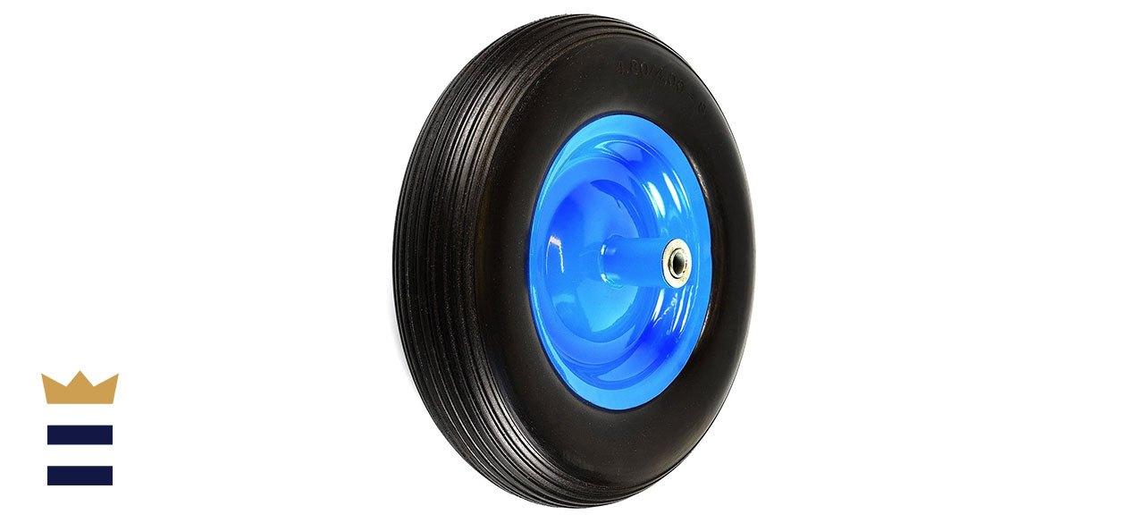 NK's Flat-Free Wheelbarrow Tire