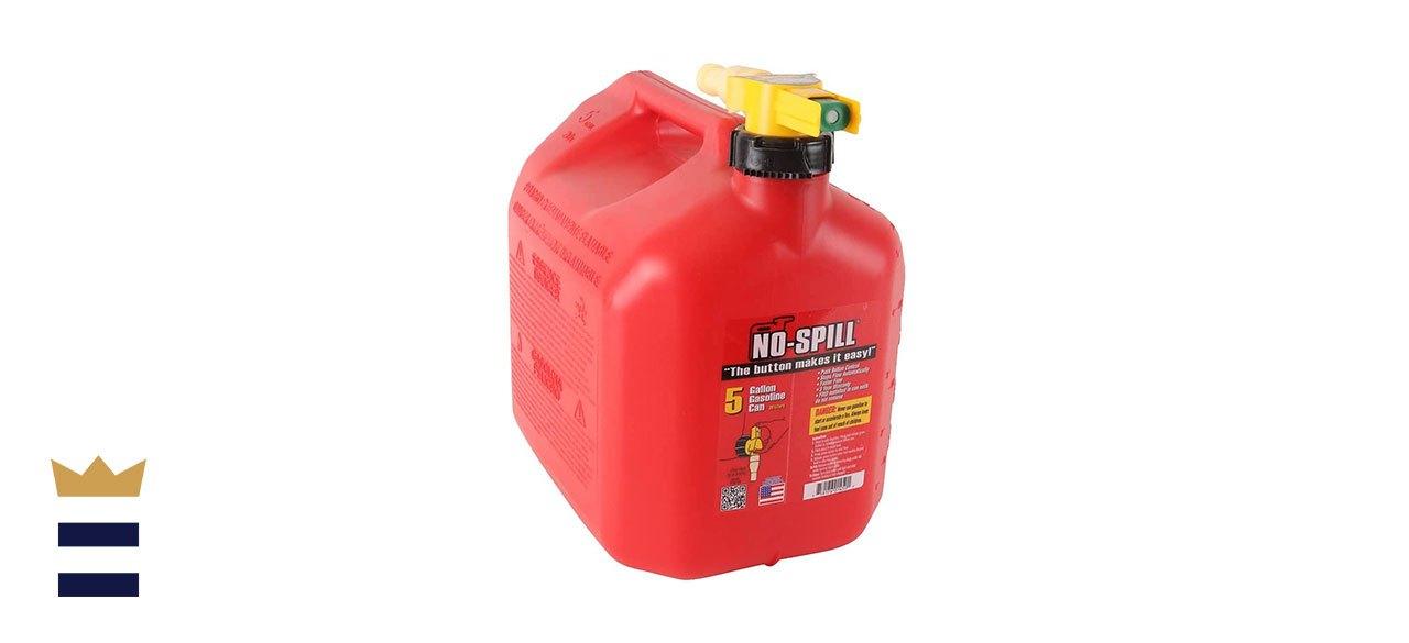 No-Spill's 5-Gallon Poly Gas Can