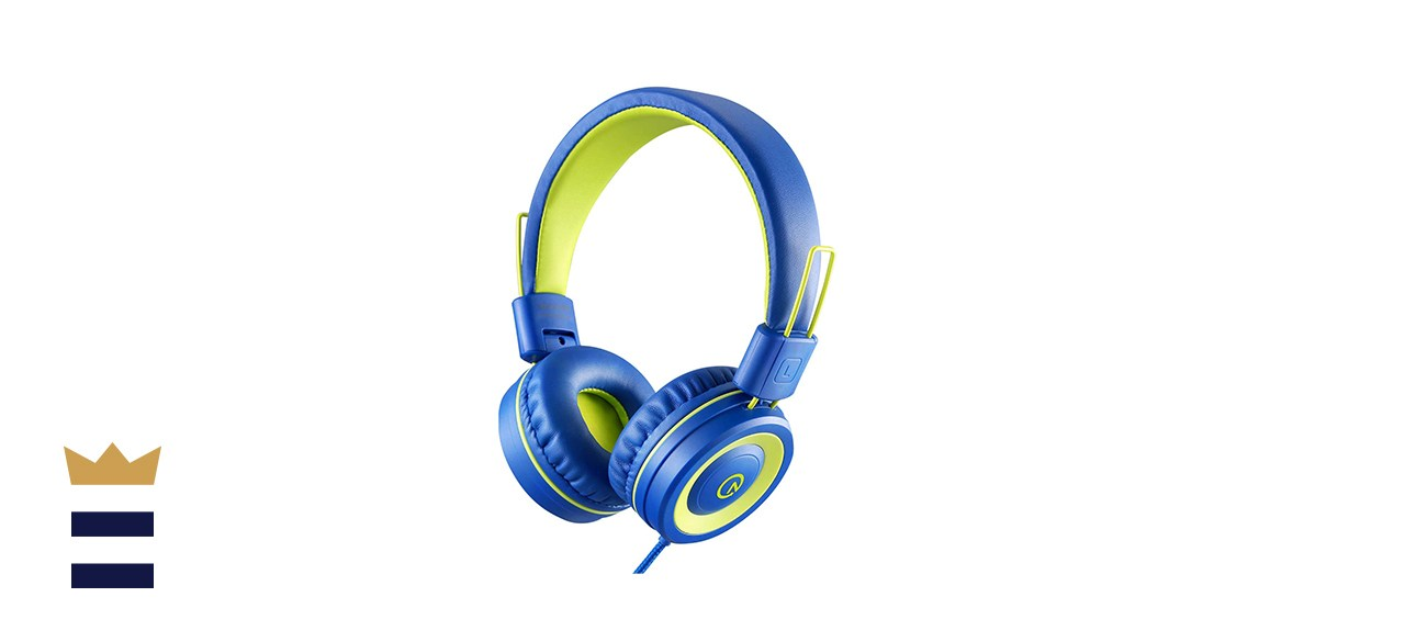 Noot Products Kids' Foldable Wired Headphones