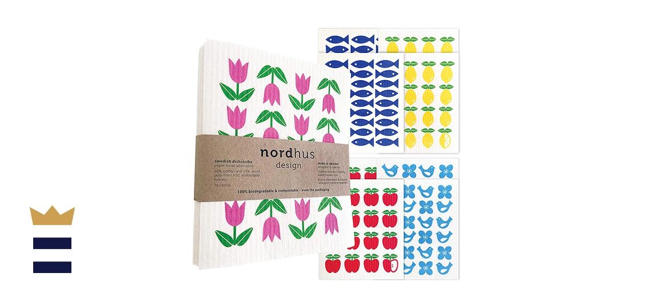 Nordhus Design Swedish Dishcloths