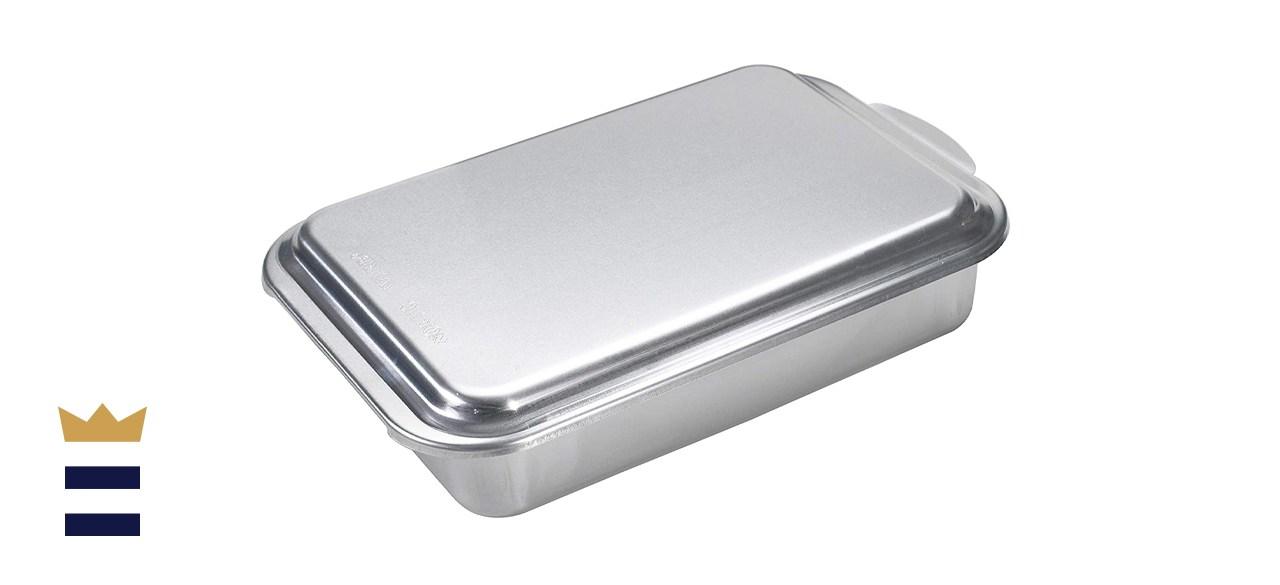 Nordic Ware Classic Metal Covered Cake Pan