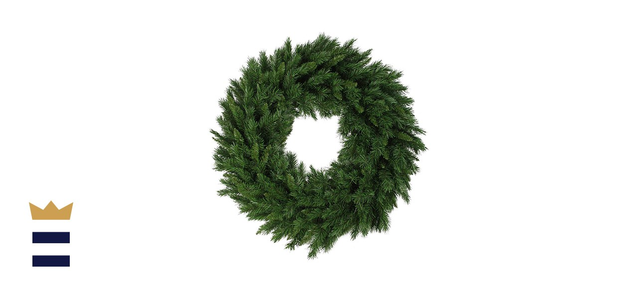 Northlight Lush Mixed Pine Artificial Christmas Wreath