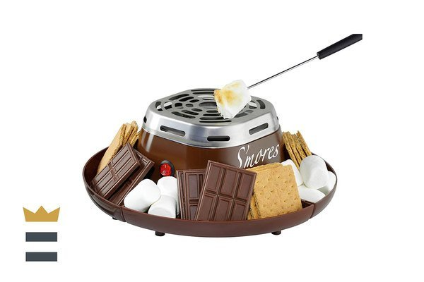 Nostalgia Indoor S'mores Maker