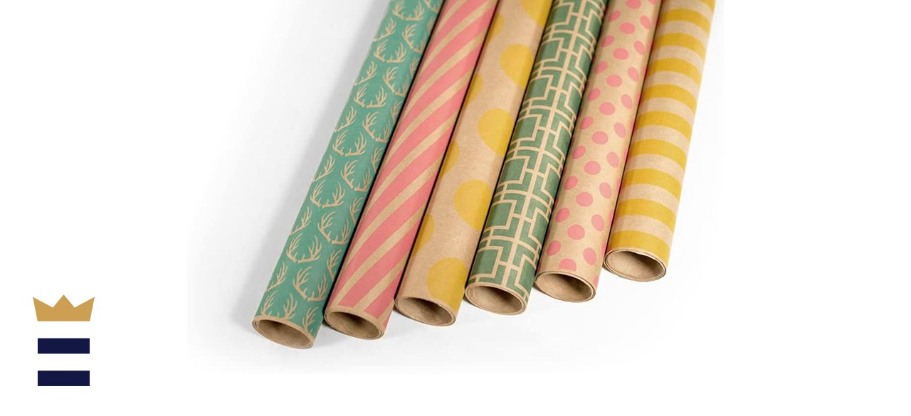 Note Card Cafe's Gift Wrap Six-Pack