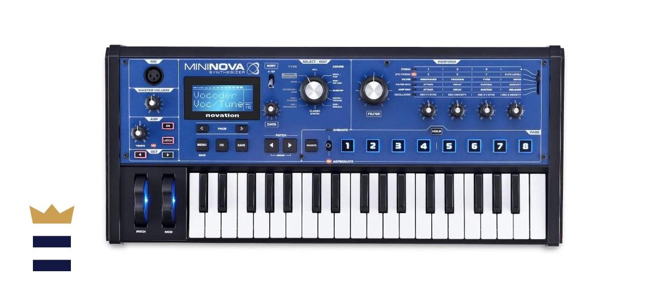 Novation MiniNova Analog Synthesizer