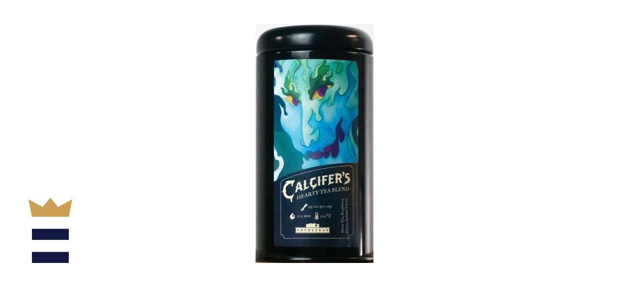 NovelTeaTins Calcifer's Hearty Tea Blend
