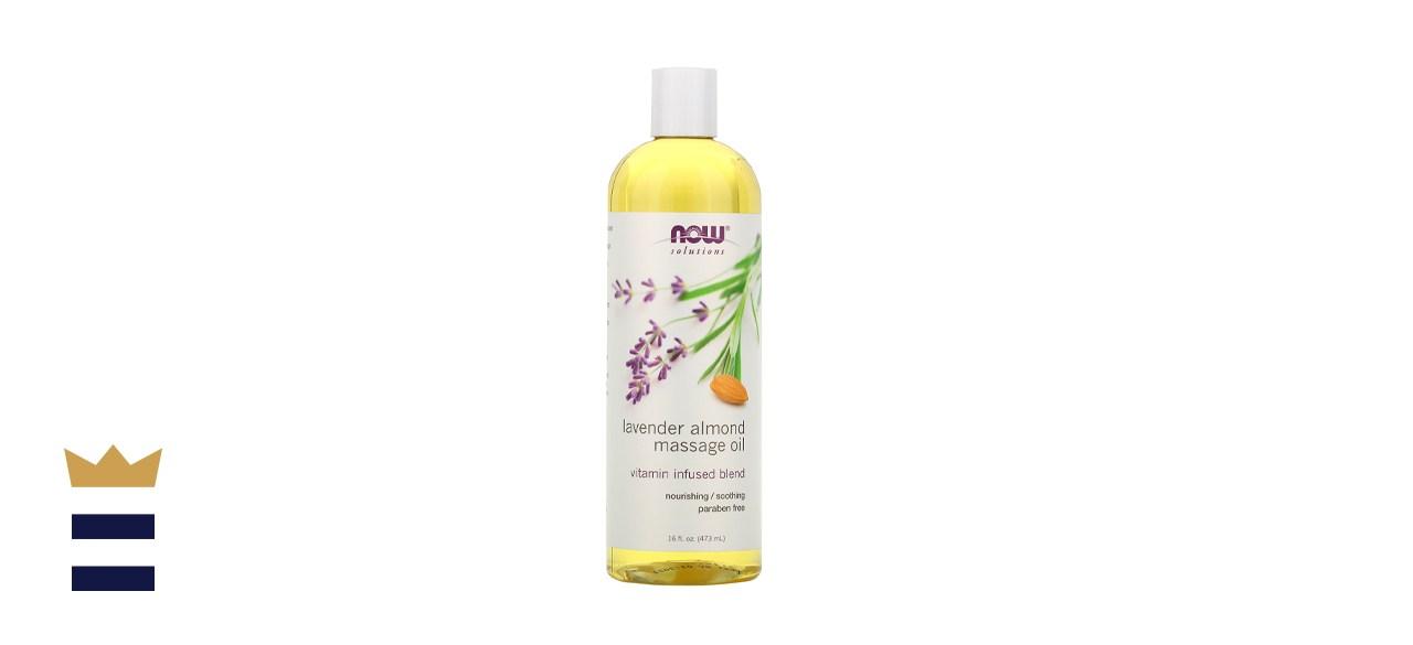 Now Foods Massage Oil