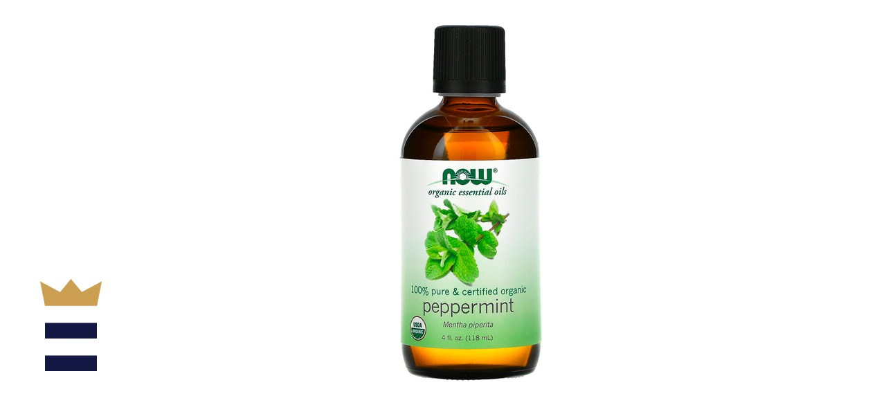 Now Foods Organic Peppermint Essential Oil