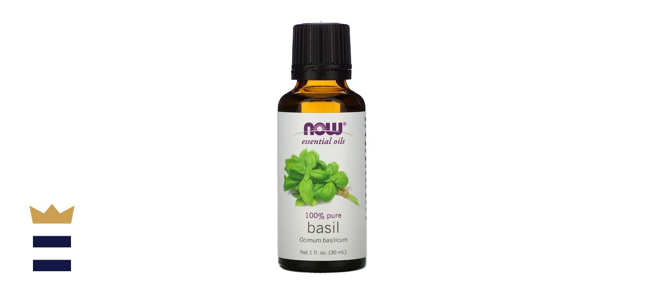 Now Foods Pure Basil Essential Oil