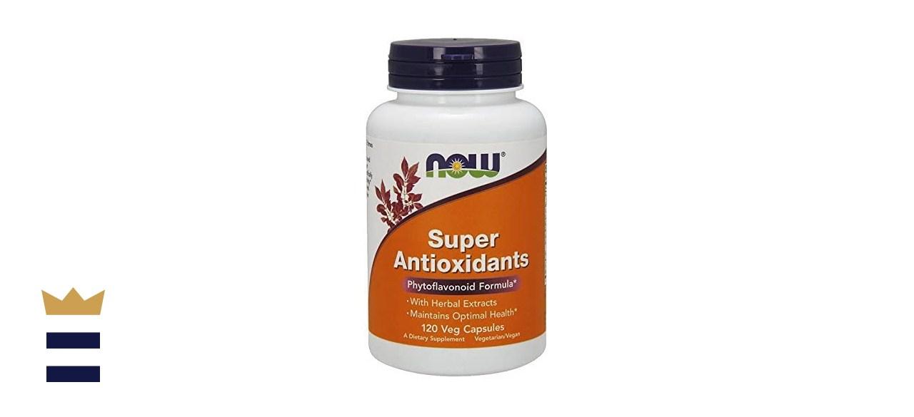 NOW Supplements Super Antioxidants