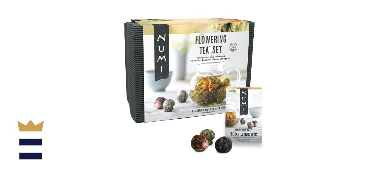 Numi Organic Flowering Tea Gift Set