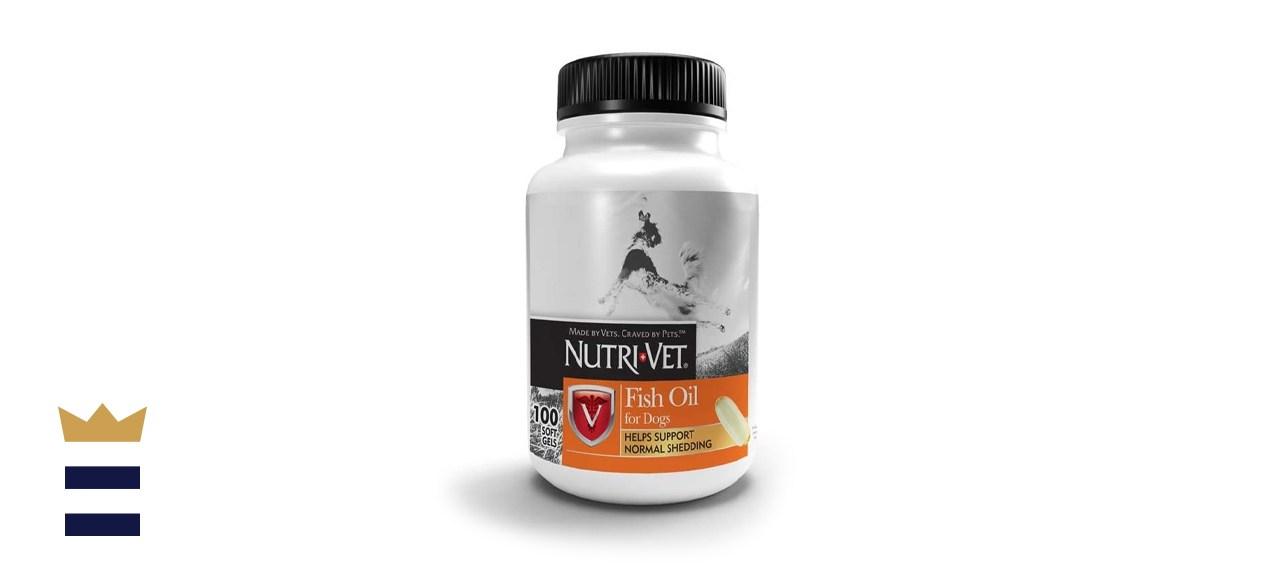 Nutri-Vet Fish Oil Supplements for Dogs