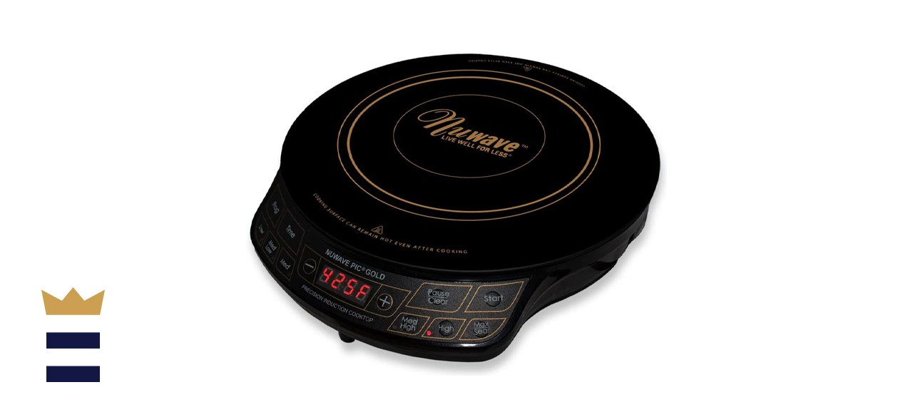 NuWave 1500-Watt Portable Induction Hot Plate