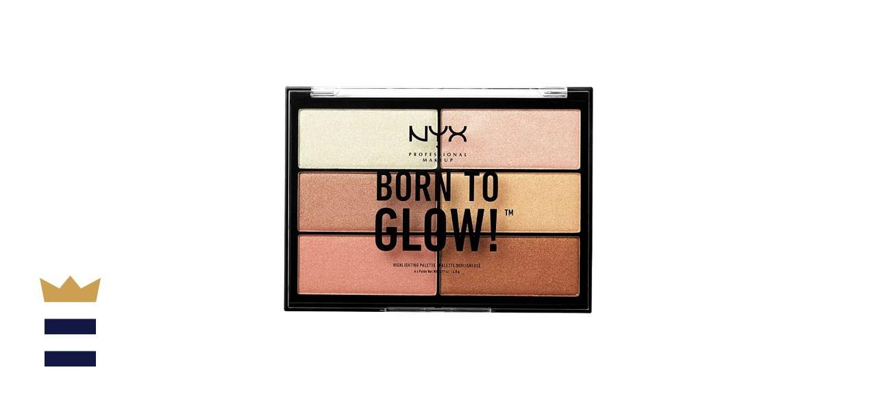 NYX Born to Glow Palette