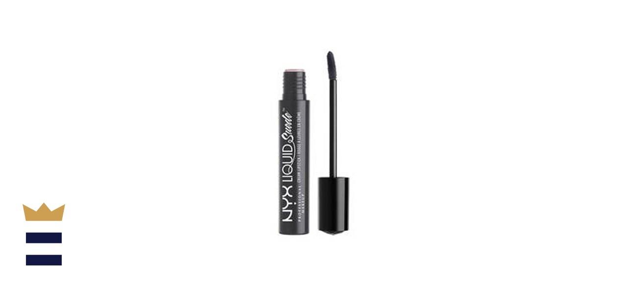 NYX Professional Makeup Liquid Suede Cream Lipstick in Orange County