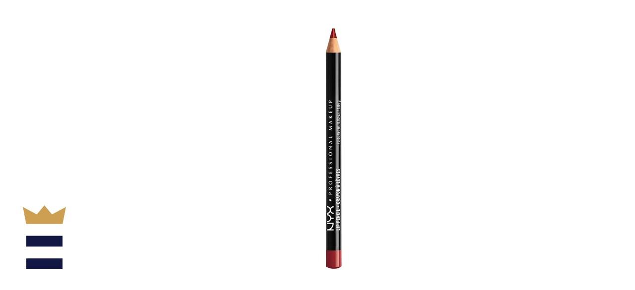 NYX ProfessionalMakeup Slim Lip Pencil Creamy Long-Lasting Lip Liner (Pumpkin)