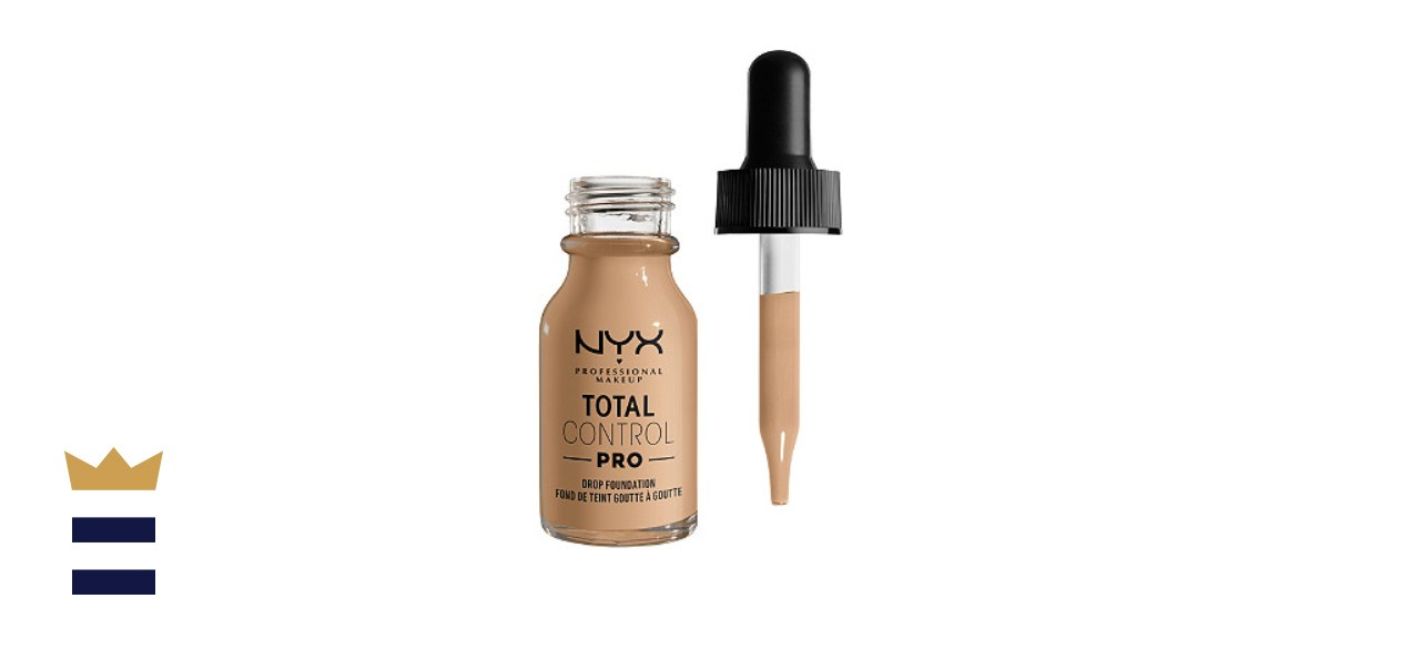 NYX Total Control Pro Buildable Vegan Drop Foundation