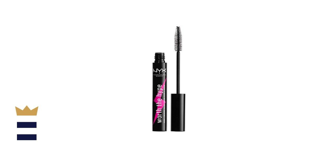 NYX Professional Makeup Worth The Hype Volumizing & Lengthening Mascara