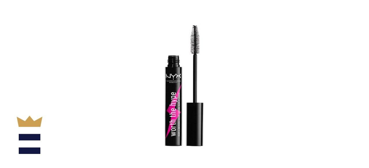 NYX Worth the Hype Volumizing & Lengthening Mascara