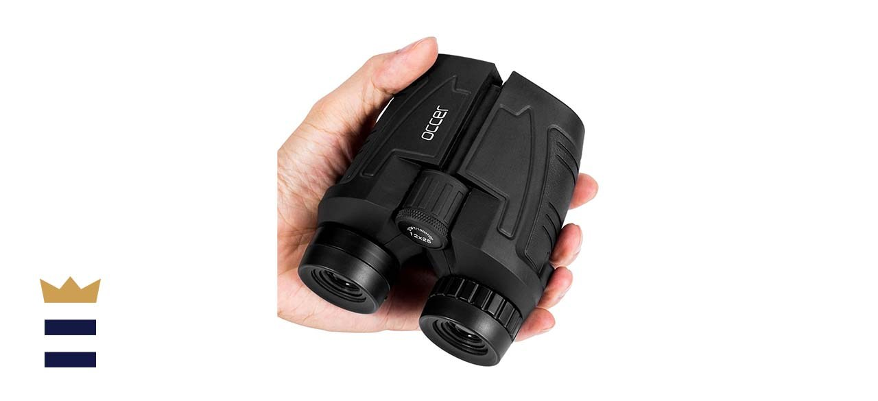 Occer Compact Binoculars With Clear Low-Light Vision