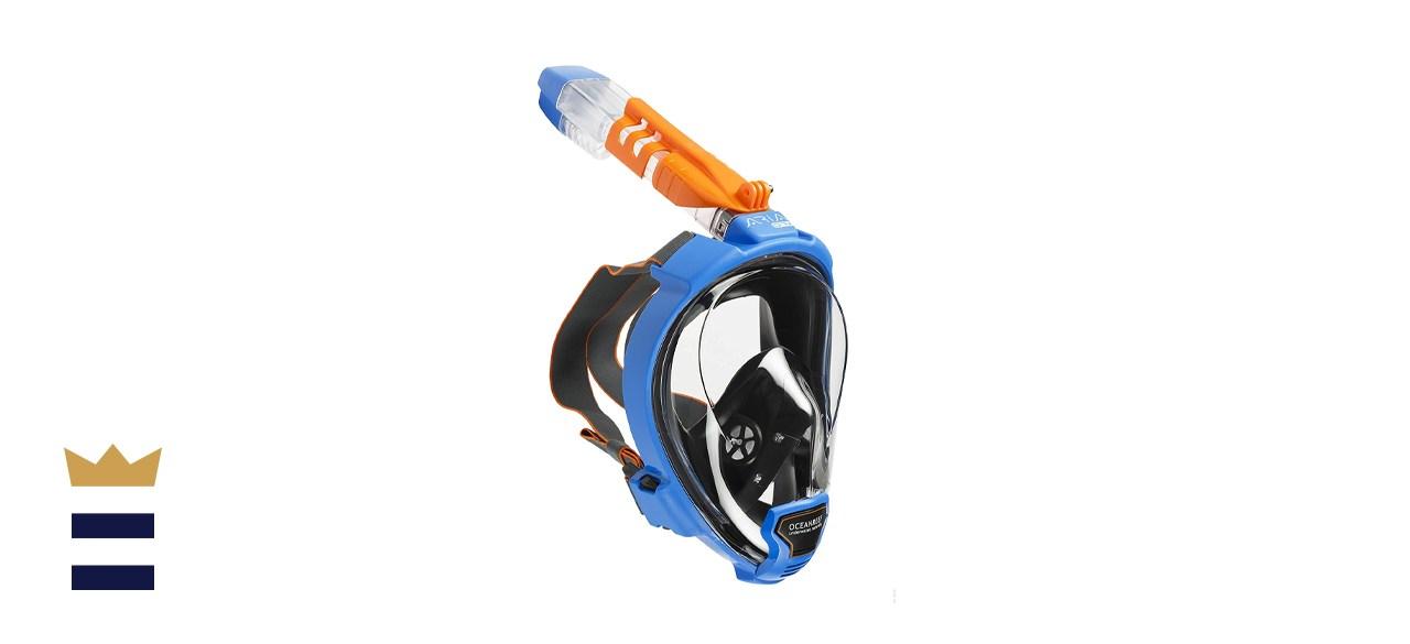 Ocean Reef Aria Quick Release Snorkeling Mask