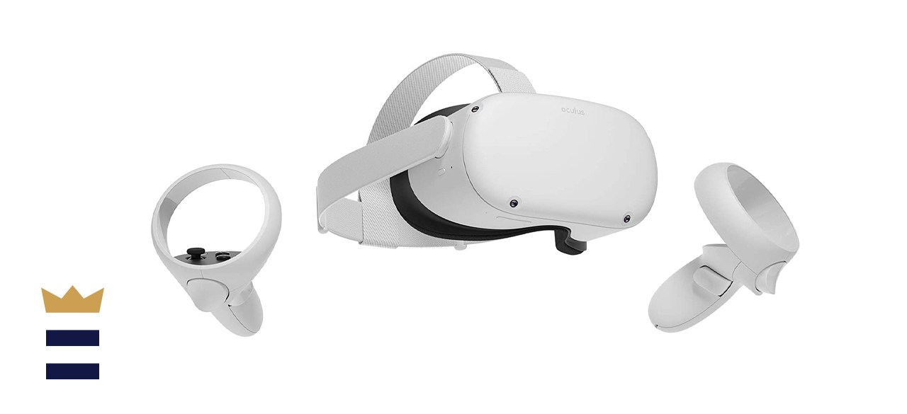 Oculus Quest 2 Advanced All-in-One Virtual Reality Headset