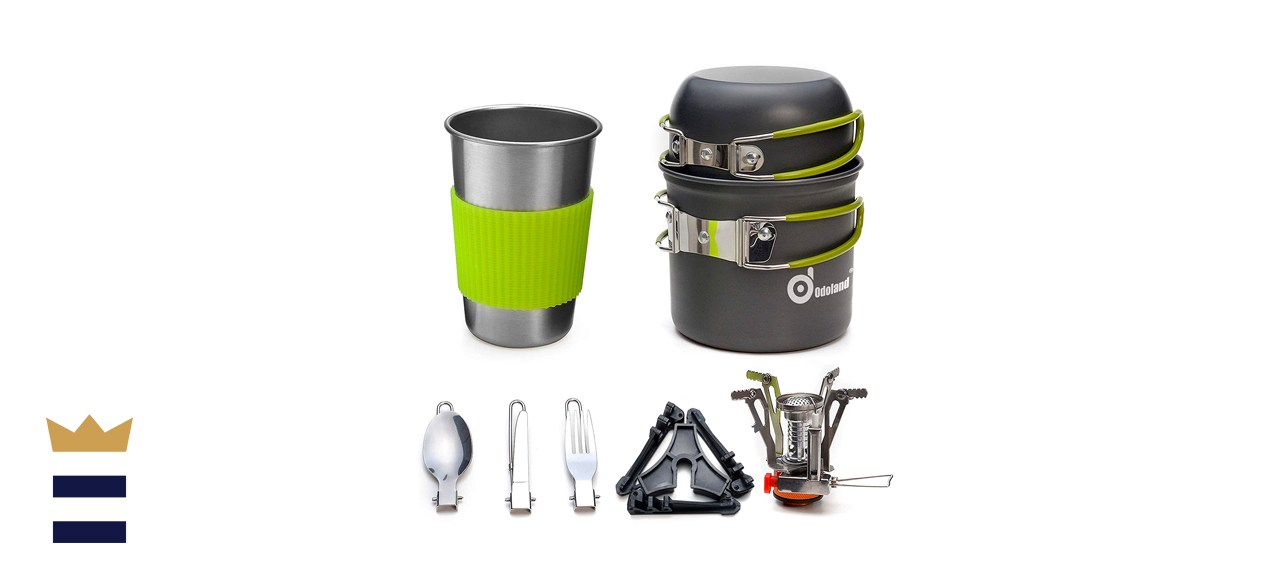 Odoland Compact Camping Stove