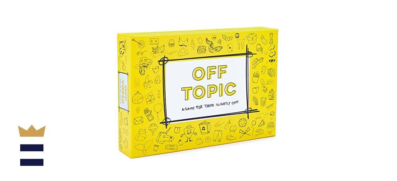 Off Topic Adult Board Game